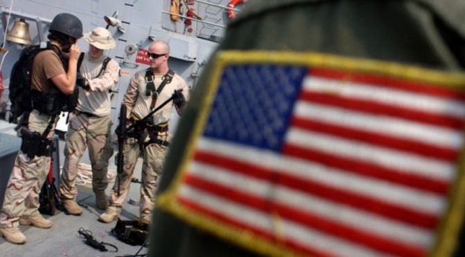 Tiga Marinir AS Hilang di Lepas Pantai Australia