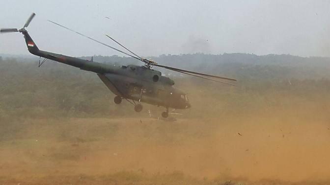 Dalam Renstra, Kodam XIII/ Merdeka Akan Mendapat Skuadron Helikopter