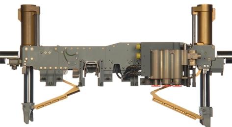 Missile Eject Launcher (MEL) Cobham