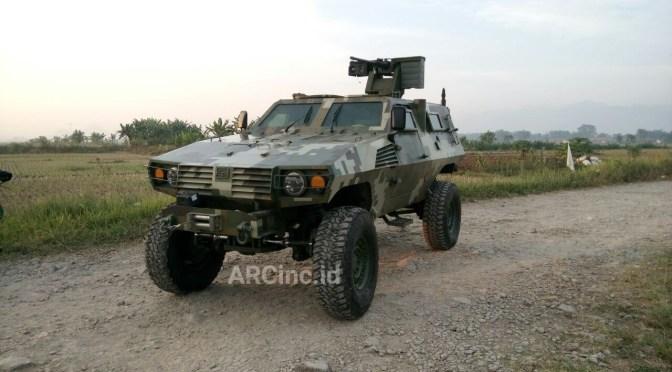 P2 Commando dengan Reutech RCWS