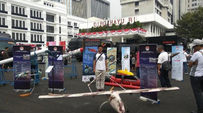 Indonesia Kembangkan Tank, Kapal Selam Hingga Peluru Kendali