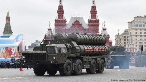 S-400 (AFP)