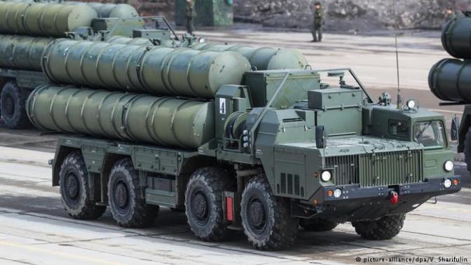 Perkuat Pertahanan, Raja Salman Beli S-400 Rusia