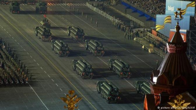 Cina Beli Rudal Canggih Rusia S-400