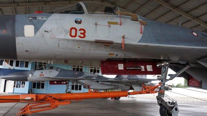 Indonesia Tukar Kopi dan CPO untuk 11 Unit Sukhoi Rusia