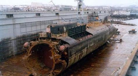 The Kursk (Wiki)