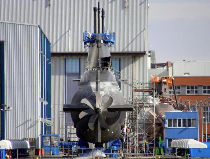 Indonesia Berencana Memproduksi 12 Unit Kapal Selam
