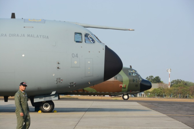 TNI AU Siapkan Pilot Terbangkan Airbus A-400 M