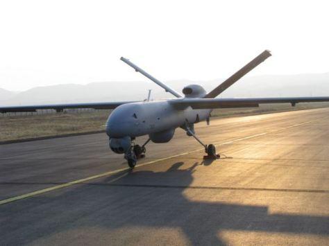 Anka MALE UAV buatan TAI Turki (Army Recognition)