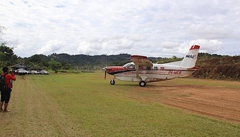 Bandara di Kalimantan (Balungan Post)