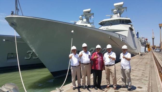 Senegal Berminat Beli Kapal Buatan PT PAL