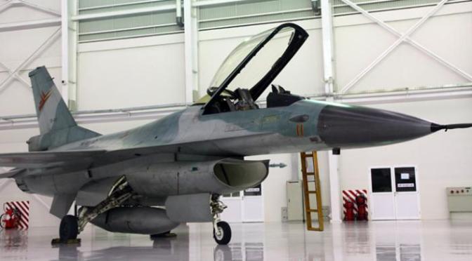 F-16 Lanud Roesmin Nurjadin Jalani 'Upgrade' Avionik