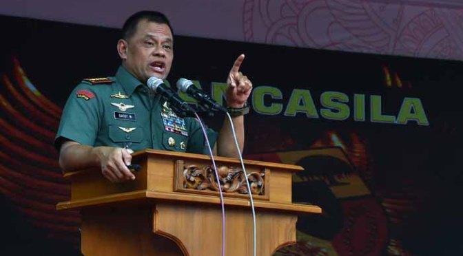 Ungkapan Panglima TNI Terkait Adanya Institusi Akan Beli 5000 Senjata