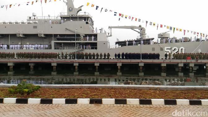 Pulau Terluar RI Jadi Prioritas Kekuatan TNI AL