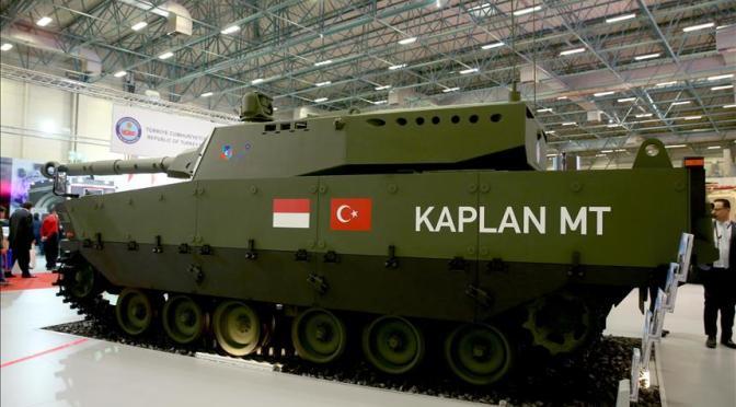 Pindad Akan Produksi 20 Unit Tank pada Akhir 2018