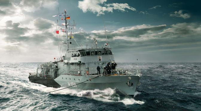 Indonesia Alokasikan USD 204 Juta untuk Kapal Penyapu Ranjau