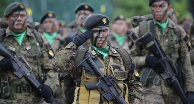 Filipina Klaim Selamatkan Dua WNI Sandera Abu Sayyaf