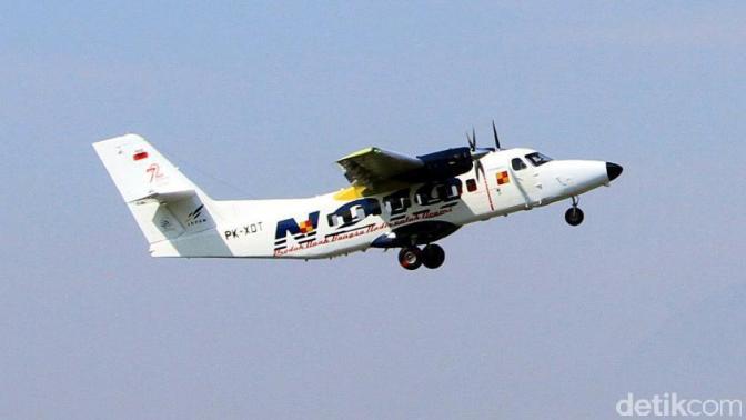 Aceh Berencana Membeli Pesawat Terbang Jenis N219
