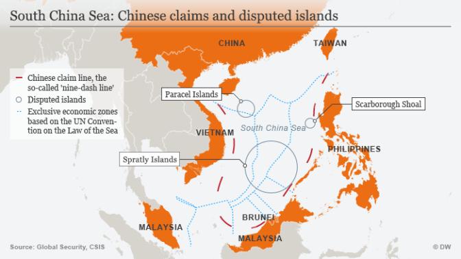 Indonesia Mulai Konfrontasi Klaim Cina di LCS