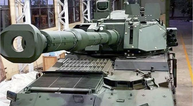 Percepat Alih Teknologi 8×8, PT Pindad kerjasama Pandur II dengan Excalibur Army