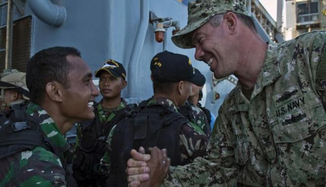 Latihan Militer CARAT 2017