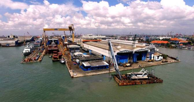 Tiga BUMN Diajak Tinjau Lahan Sentra Industri Pertahanan di Lampung