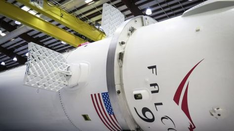 Roket Falcon 9 (SpaceX)