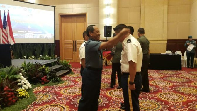"""TNI dan USPACOM Gelar Latihan Bersama """"Gema Bhakti 2017"""""""