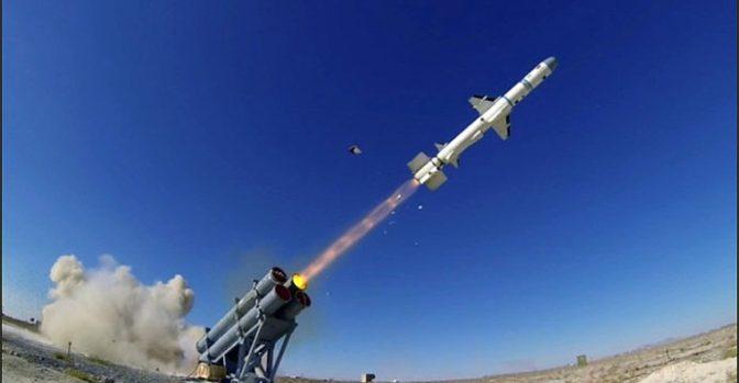 Angkatan Laut Turki Mengumumkan Uji Coba Rudal Anti-kapal Atmaca Berjalan Sukses