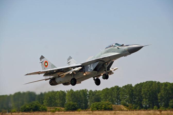 Bulgaria Teken Kontrak Kerja Sama dengan MiG
