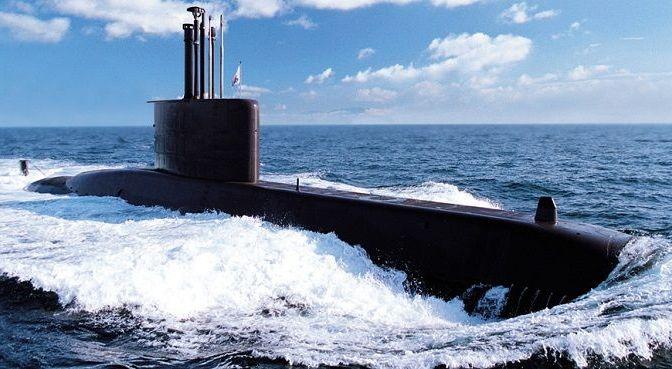 Korut Curi Cetak Biru Kapal Perang dan Kapal Selam Korsel