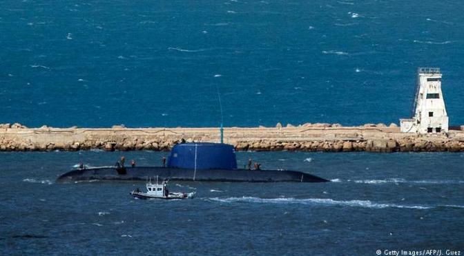 Jerman Akhirnya Jual Tiga Kapal Selam ke Israel