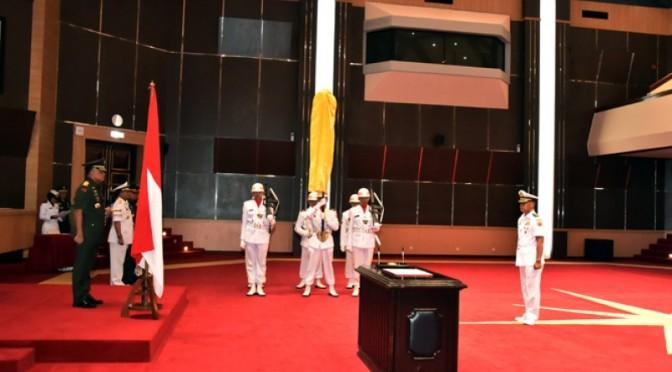 Gatot Nurmantyo Resmikan Satuan Siber TNI