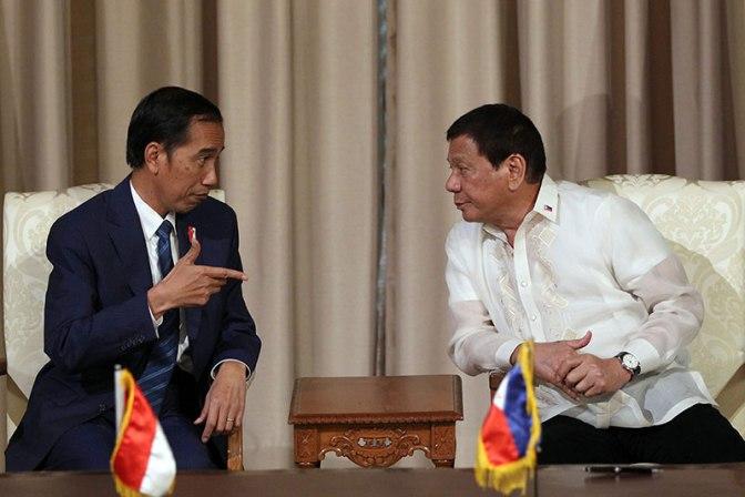 Rodrigo Duterte Minta Indonesia 'Ledakkan' Bajak Laut di Perairan Regional