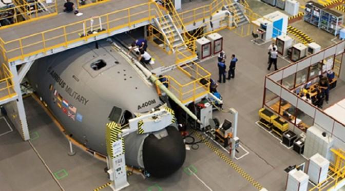 Airbus Berencana Buka Bengkel Pesawat Militer di Indonesia