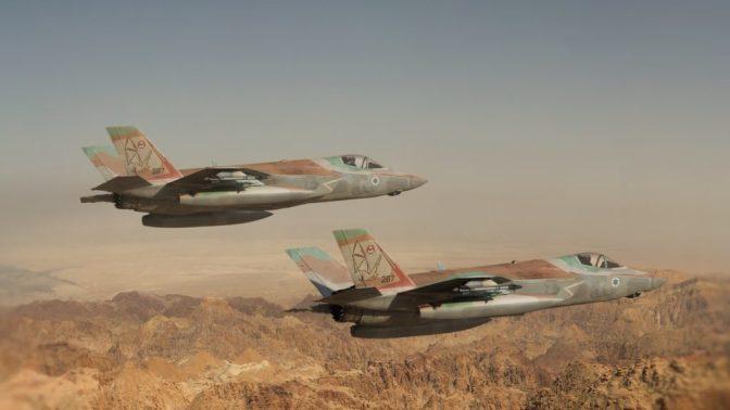 F-35 Israel Dihantam Rudal S-200 Suriah?