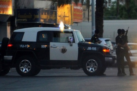 Istana Al-Salam, Arab Saudi yang berada di Jeddah diserang pria bersenjata pada Sabtu (07102017). (Arab News)