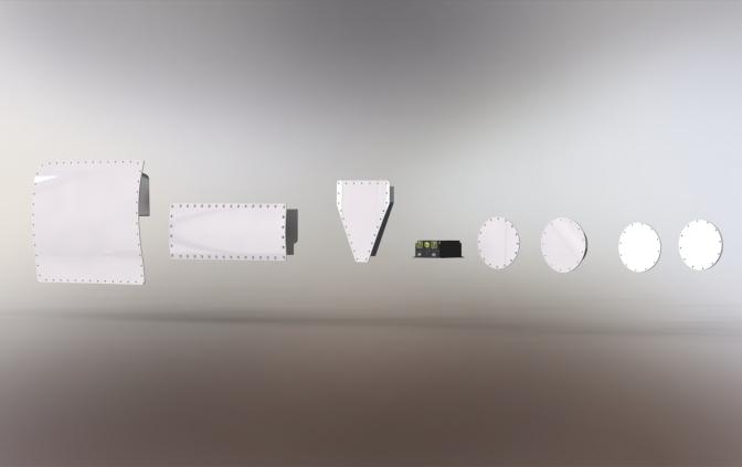 Cobham Menerima Kontrak Pembuatan Suite Antena KF-X