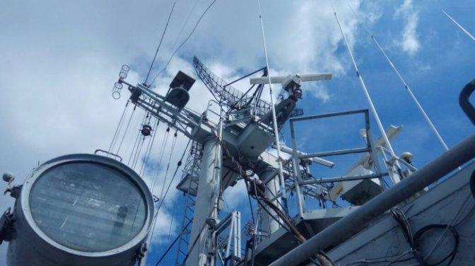 Banyak Kapal Nelayan Vietnam yang Beroperasi di Perairan Laut Natuna