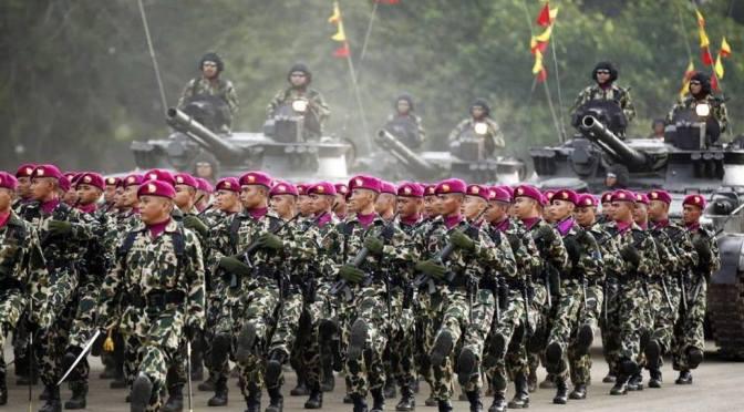 KASAL Resmikan Markas Komando Pasukan Marinir 2