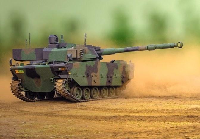 Medium Tank buatan Turki-Indonesia dipamerkan di HUT TNI (+Video)