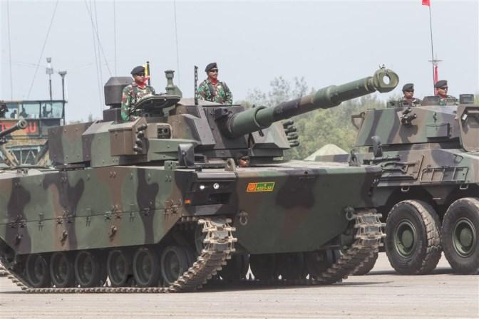 Medium Tank Hasil Kerjasama RI – Turki Dilirik Negara Asing