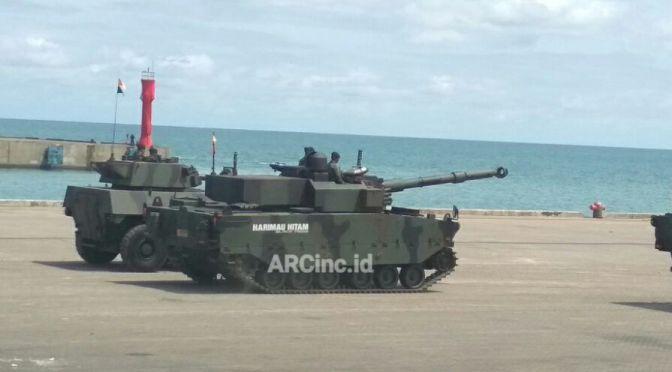 """""""Harimau Hitam"""" , Nama yang Siap Disandang Medium Tank Pindad – FNSS"""