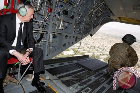 Menteri Pertahanan Amerika Serikat James Mattis (Antara)
