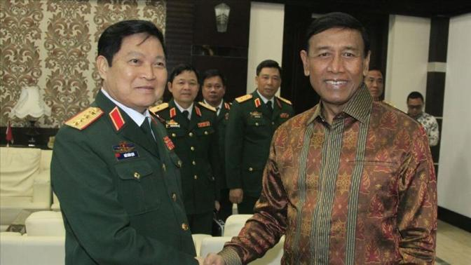 Vietnam Tertarik dengan Industri Pertahanan Indonesia