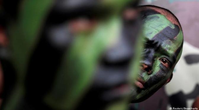 Mampukah TNI Lindungi NKRI dari Agresi Cina?