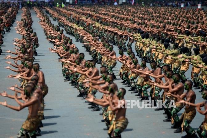 Kekuatan Militer Indonesia Diharapkan Tembus 10 Besar Dunia