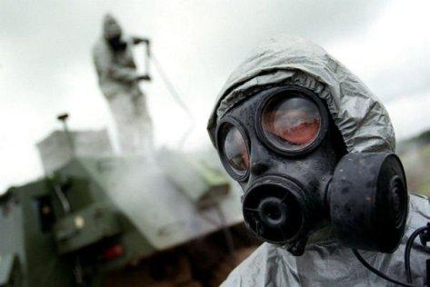 Senjata Kimia (Volynnews)