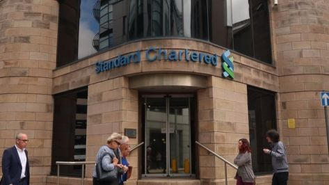 Standard Chartered (getty images)