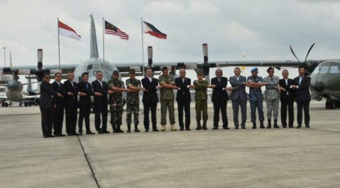Malaysia-RI-Filipina Luncurkan Patroli Udara Trilateral